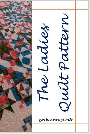 The Ladies Quilt Pattern Book in Print by Beth Ann Strub