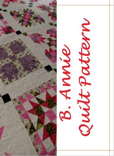 B. Annie Quilt Pattern Book