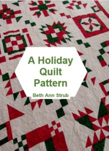 A Holiday Quilt Pattern Book